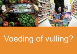 "Lezing ""Voeding of vulling"""