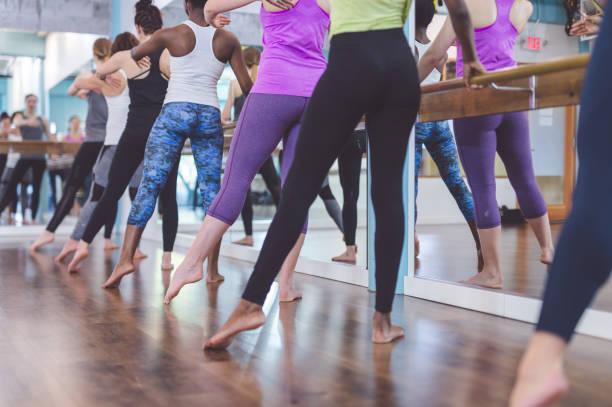 Start Pilates aan de Barre